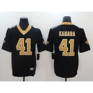 Shirts & Tops - Youth New Orleans Saints Alvin Kamara Jersey (2)